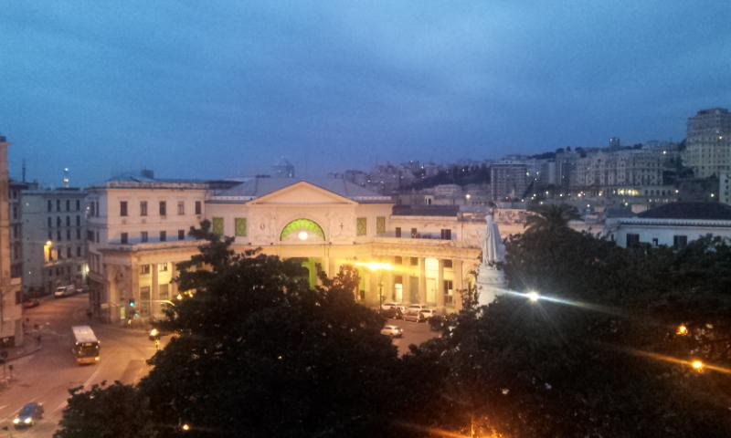Stazione Principe Genova
