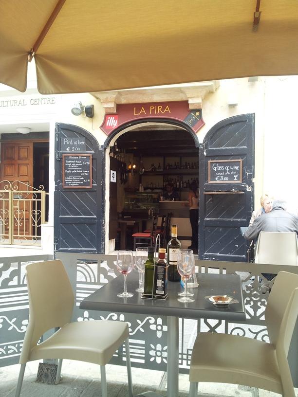 La Pira Ristorante Valletta