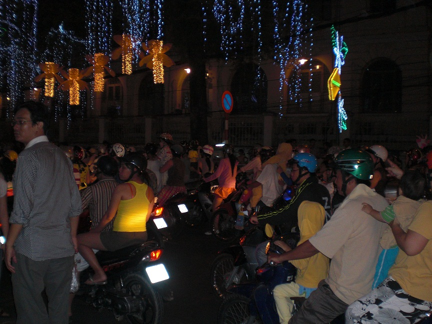 Motorini Ho Chi Minh City