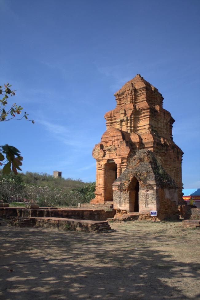 Torre Cham a Mui Ne