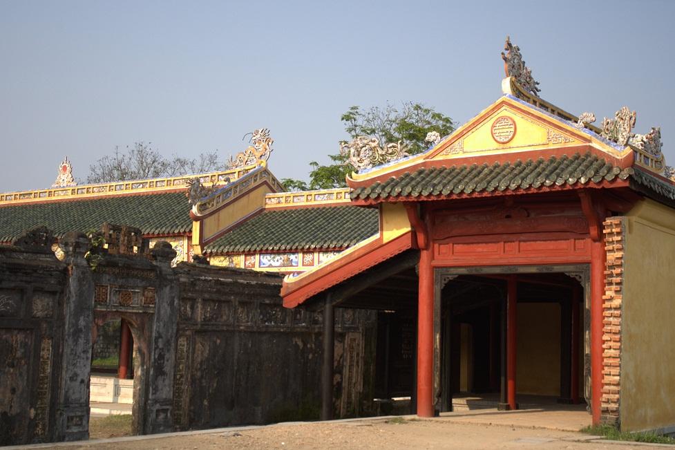 Cittadella Imperiale - Hué