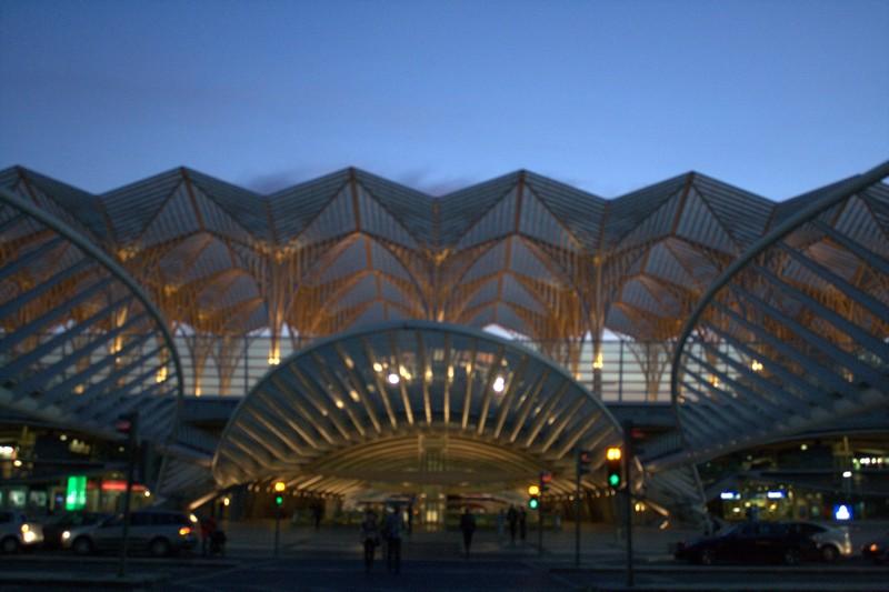 stazione d'oriente - Lisbona