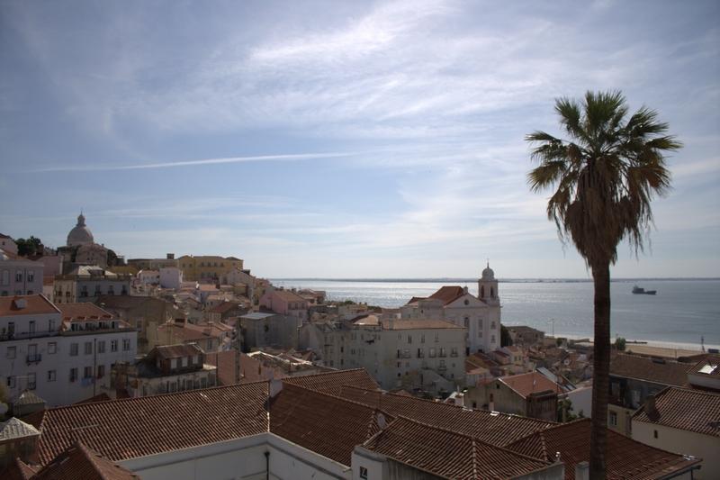 Miraduro Santa Caterina - Lisbona