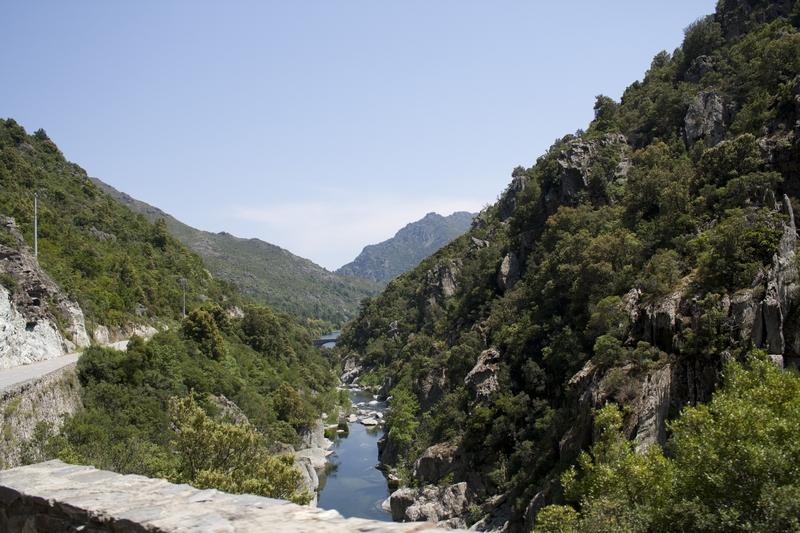 Corsica entroterra
