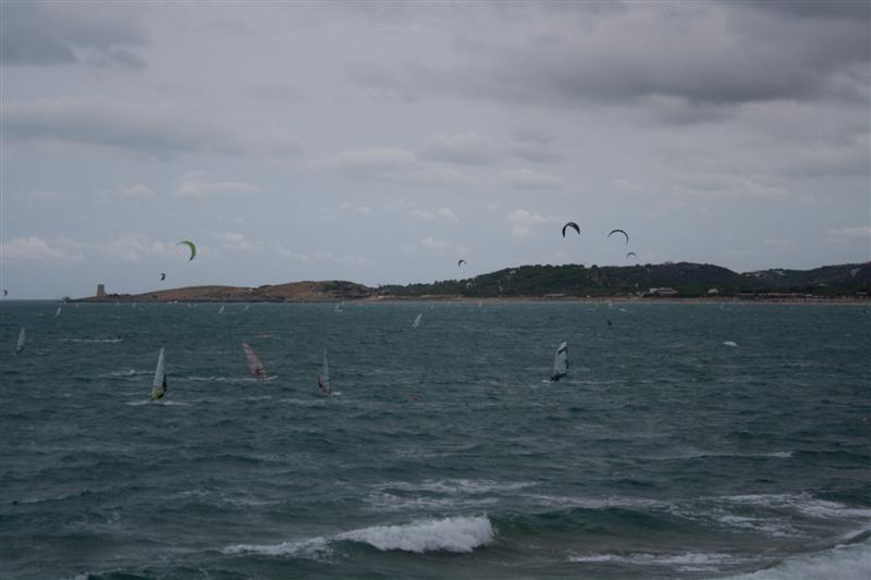 kitesurf vieste
