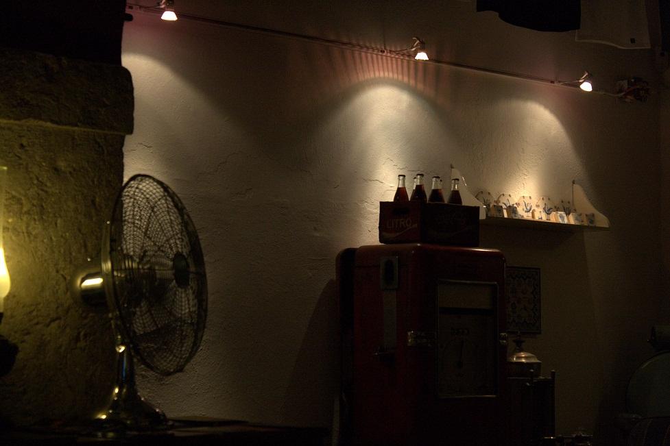 Alface Hall Café - Lisbona
