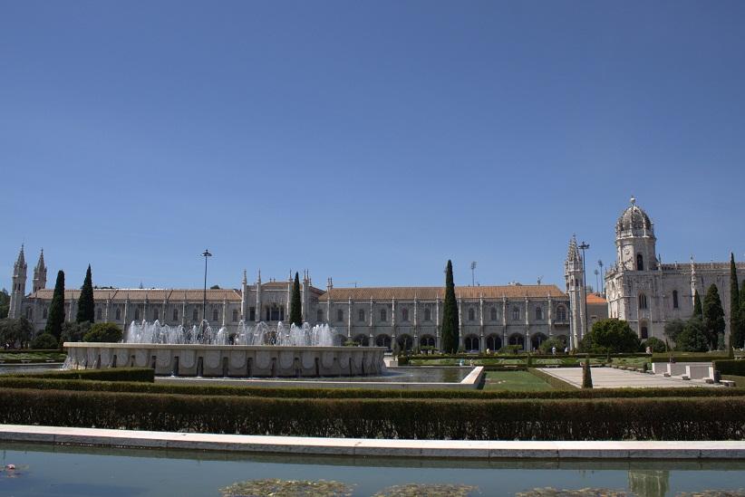 Mosteiro dos Geronimos - Belém - Lisbona