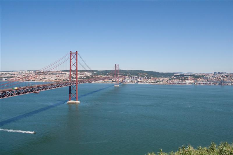 Lisbona - Cristo Rei