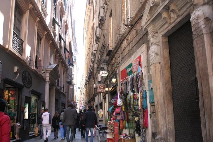 carruggi Genova